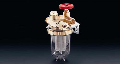 Heating oil valves